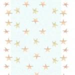 papier à lettre étoile