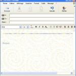 papier à lettre courriel