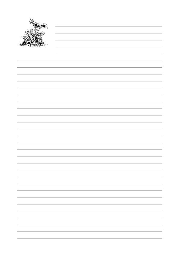 Inspiration Papier à Lettre Html