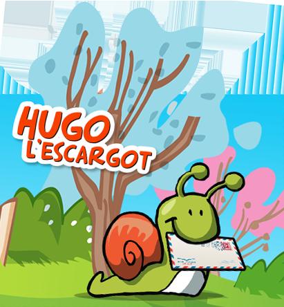 Image papier lettre hugo l 39 escargot - Hugo l escargot mandalas ...