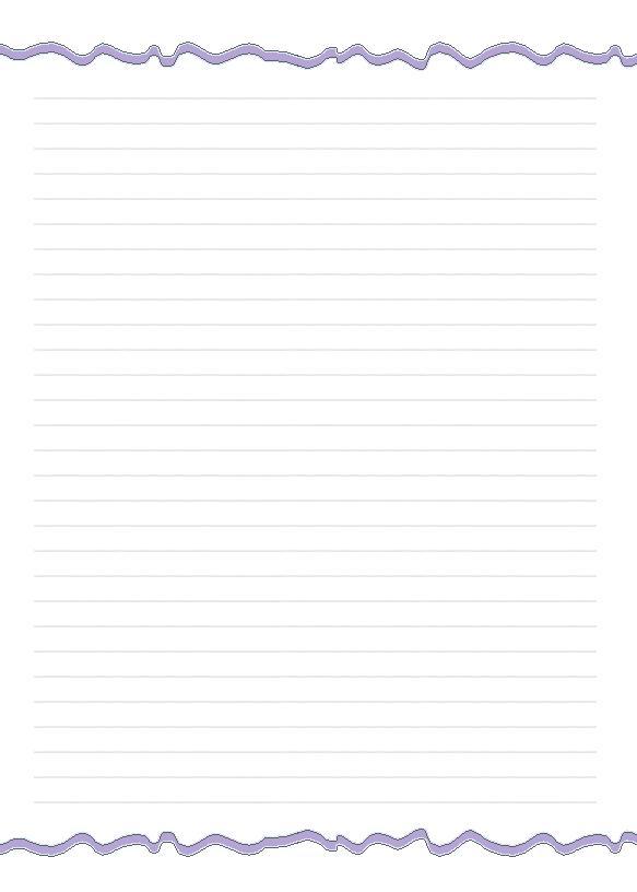 papier à lettre a telecharger