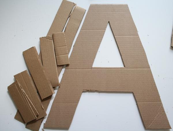 papier à lettre diy