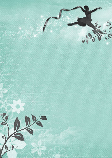papier à lettre zen