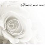 papier à lettre condoléances