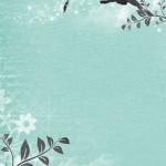 papier a lettre zen gratuit