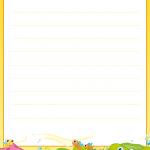 papier à lettre gratuit pour email