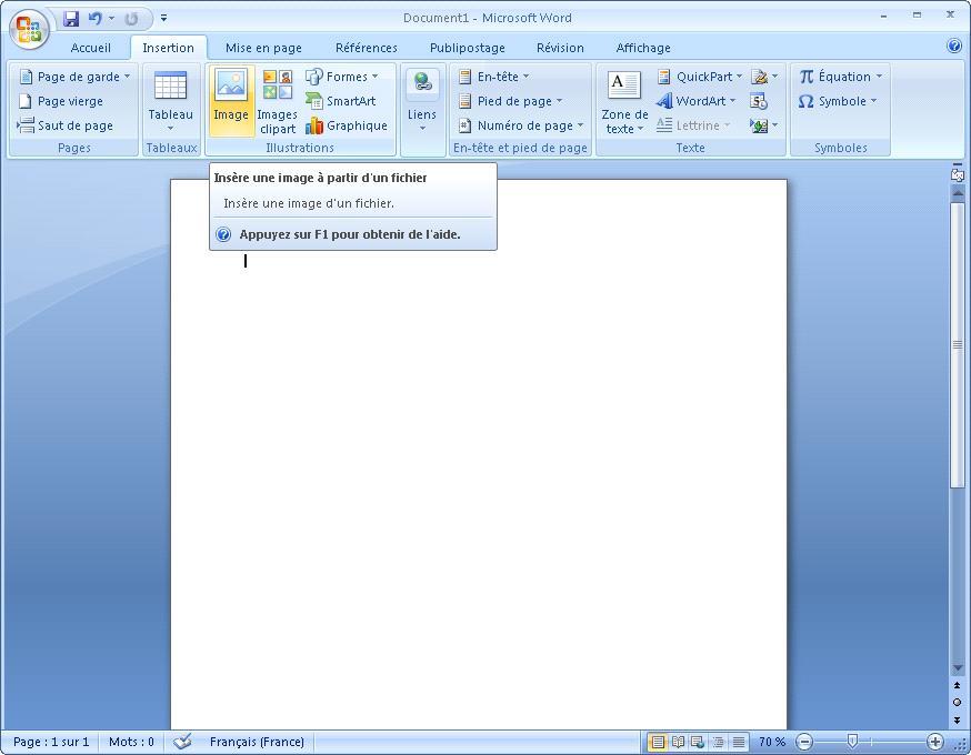 papier à lettre word gratuit