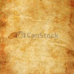 papier à lettre vieilli