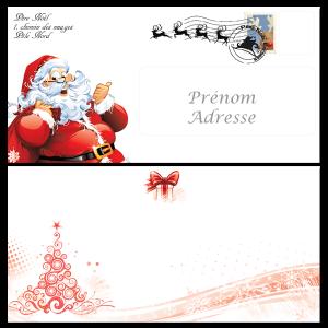 Idee Lettre Pere Noel.Idee Papier A Lettre Reponse Du Pere Noel