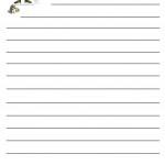papier à lettre virtuel noel
